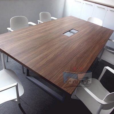 mesas de juntas modernas