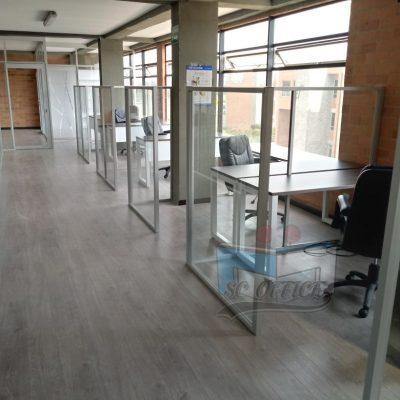 vidrios separadores
