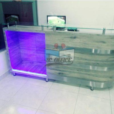 mueble de recepcion